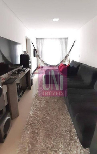 Imagem 1 de 25 de Cobertura Com 3 Dormitórios À Venda, 140 M² Por R$ 458.000,00 - Vila Francisco Matarazzo - Santo André/sp - Co0760