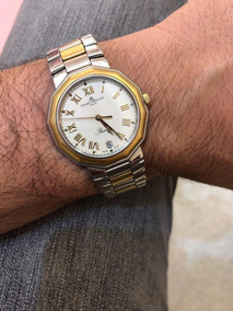Relógio Baume & Mercier Riviera Aço E Ouro