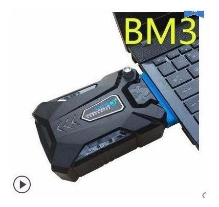 Cooler Notebook Exaustor Usb Retirar Ar Quente Do Bm3