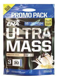 Ultra Mass 3kg Ena Ganador De Peso Y Masa Muscular