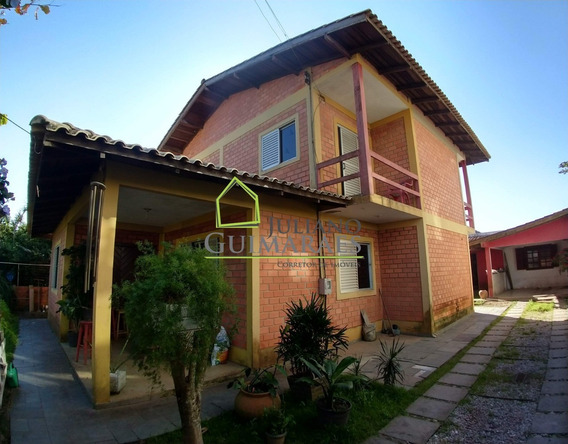 Casa Com 3 Dormitórios Á 300 Metros Da Praia Dos Ingleses Em Florianópolis, Residencial Á Venda. - Ca00130 - 32816146
