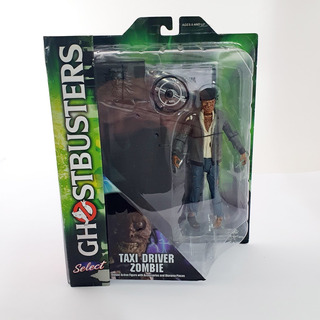 Ghostbusters Taxi Driver Diorama Diamond Select Redcobratoys