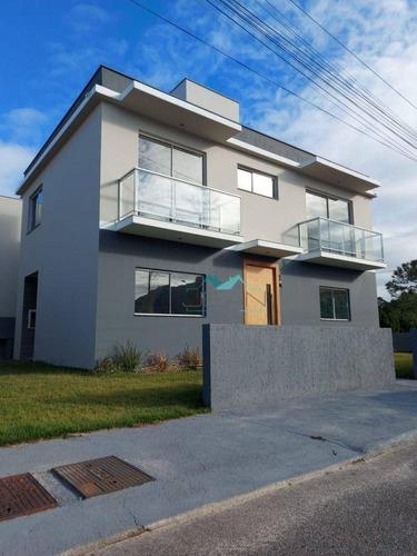 Imagem 1 de 30 de Casa Com 4 Dormitórios À Venda, 182 M² Por R$ 790.000,00 - São João Do Rio Vermelho - Florianópolis/sc - Ca0288