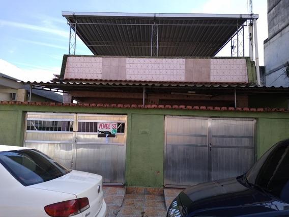 Casa No Polo Gastronômico Da Vila Emil, Quintal Grande