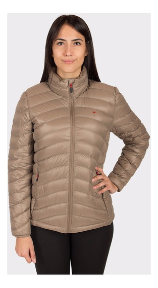 Campera Montagne Shelby Mujer 100 % Pluma