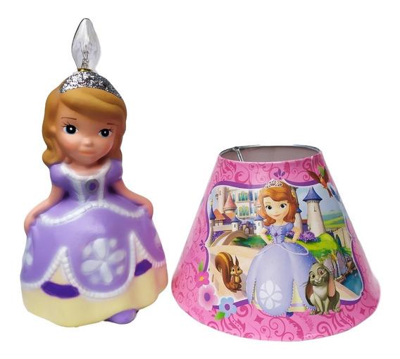 Princesa Sofia Lámpara Centros De Mesa Fiesta Princesa Sofia