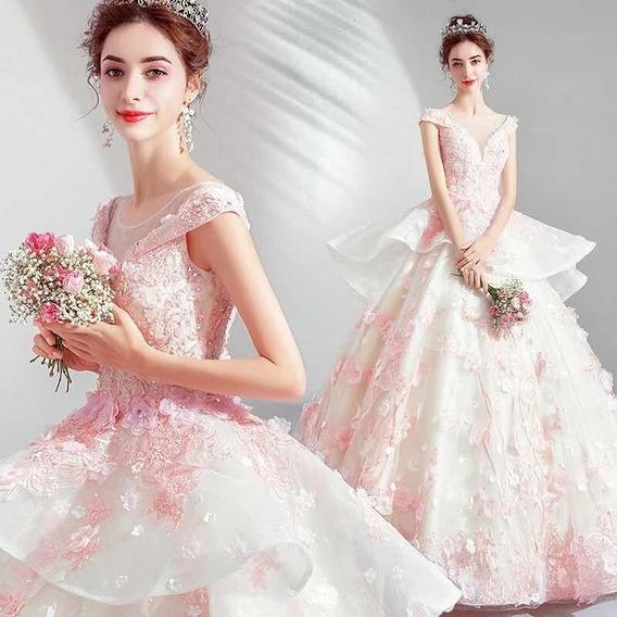 Vestidos Xv Nuevos Quinceaños Quinceañera 15 Princesa Wal