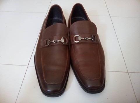 Zapatos De Vestir Aston Grey Originales