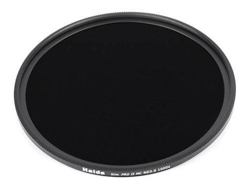 Filtro Haida Slim Proll Multi-coating Nd 0.9 (8x) 3 Pasos 82 Mm