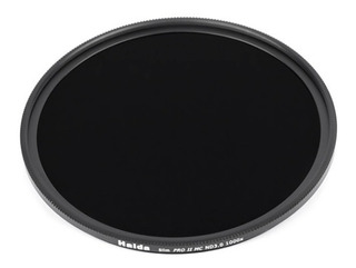 Filtro Haida Slim Proll Multi-coating Nd 0.9 (8x) 3 Pasos 82 Mm