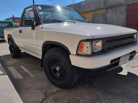 Toyota Pick Up Estandar Ac Estandar 4 Cilindros