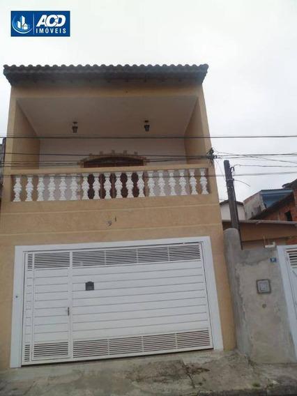 Sobrado Com 3 Dormitórios À Venda, 236 M² Por R$ 470.000 - Jardim Bela Vista - Guarulhos/sp - So0159