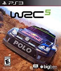 Wwrc 5 Rally Autos Ps3 Videoshop