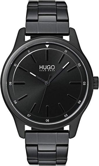 Reloj Hugo By Hugo Boss Caballero Color Negro 1530040 - S007