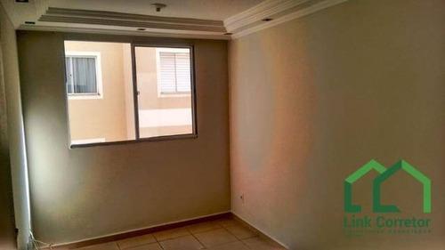 Apartamento À Venda, 49 M² Por R$ 199.000,00 - Jardim Márcia - Campinas/sp - Ap1890