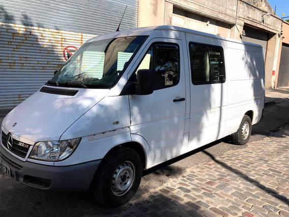 Mercedes-benz Sprinter 2.1 313 Furgon 3550 Mixto 4+1 2008