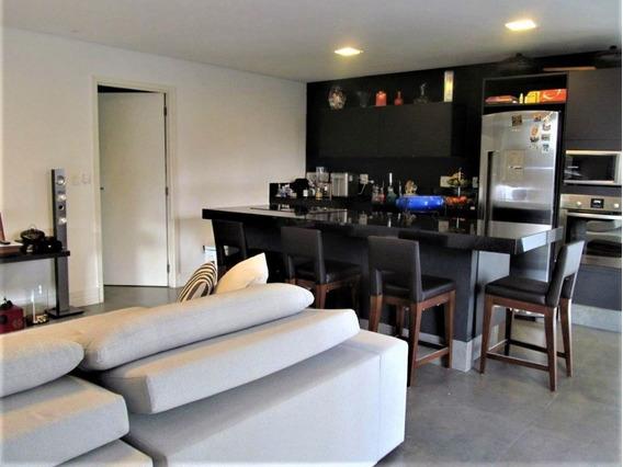 Mobiliado, 1 Suite, Sala Com Terraços E Cozinha Americana. 107 M². Conforto E Localização. Não Perca - 345-im306161