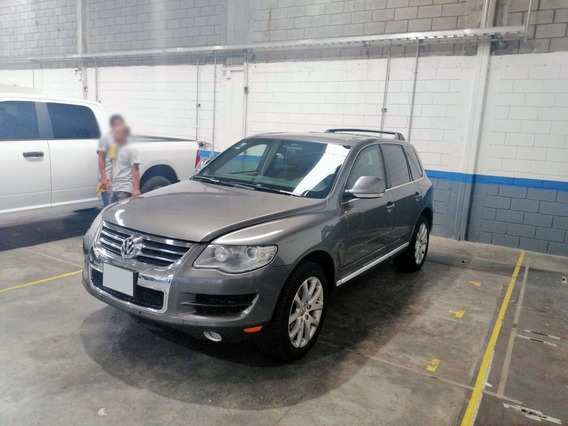 Blindada 2008 Vw Touareg V8 Gas N4 Plus Blindados