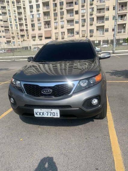 Kia Sorento 2011 2.4 Ex 5l 4x2 Aut. 5p