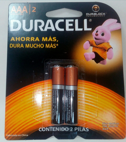 Pilas Duracell Aa Y Aaa. Alcalinas. 6 Pares