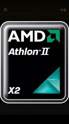 Athlon Ii X2 240 2.8 Ghz Funcionando 100%.