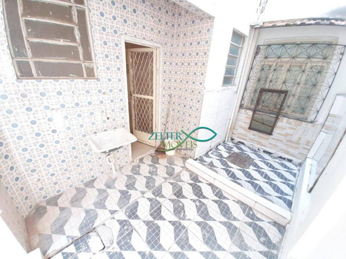 Casa Com 1 Dormitório Para Alugar, 52 M² Por R$ 600,00/mês - Cordovil - Rio De Janeiro/rj - Ca0431