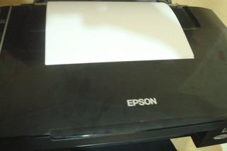 Impresora Epson Stylus Tx 115 Con Cartuchos