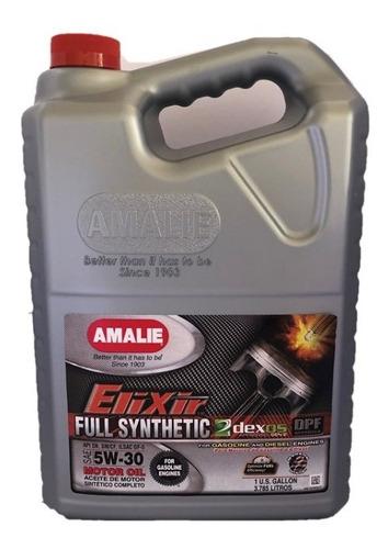 5w30 Amalie Full Sintético 4.731 Litros