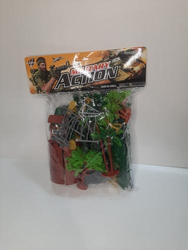 Bolsa De Soldaditos Plástico