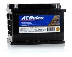 Bateria Acdelco 80 Amp. Positivo (+) Derecho Onix Ltz