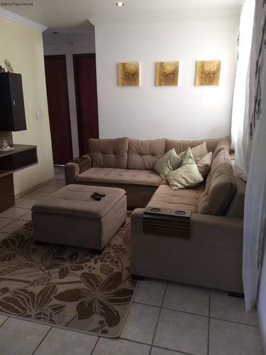 Imagem 1 de 9 de Apartamento No Condomínio Residencial Debora - Jundiaí/sp. - Ap06464 - 69878942