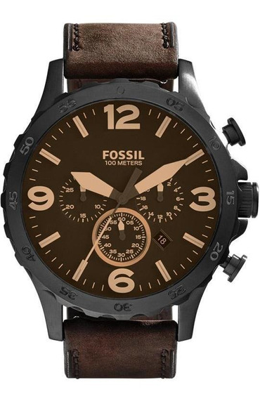 Relógio Fossil Masculino Fossil Jr1487/0mn