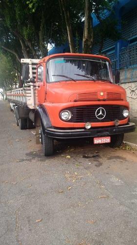 Mercedes-benz  Mb 1113 Turbinado