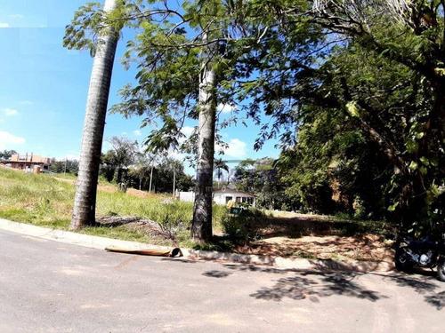 Imagem 1 de 29 de Terreno À Venda, 888 M² - Condomínio Reserva Do Itamaracá - Valinhos/sp - Te2440