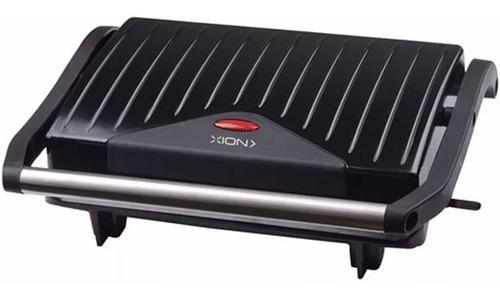Imagen 1 de 2 de Ff Sandwichera Grill Plancha Xion 750w Antiadherente Xi-gr2