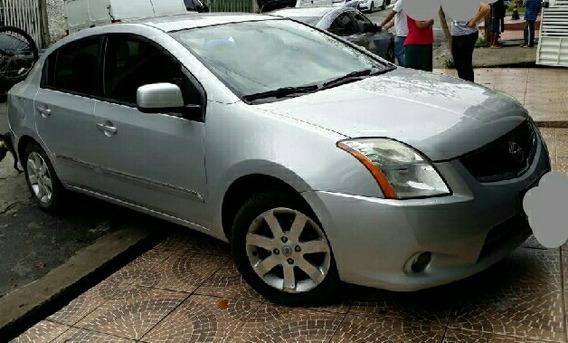Nissan Sentra 2.0 S Flex Aut. 4p 2011