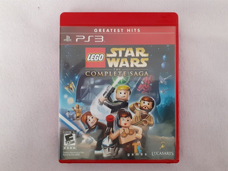 Lego Star Wars The Complete Saga Greatest Hits Para Ps3