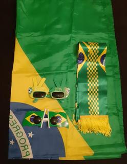 Rdf02719 - Kit Copa Do Mundo 2014 - Brasil Futebol
