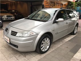 Renault Megane 1.6 Dynamique Grand Tour 16v Flex 4p Manual