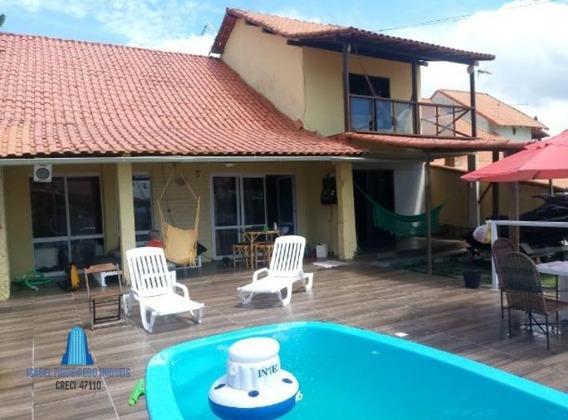 Casa A Venda No Bairro Centro Em Iguaba Grande - Rj. - 750-1