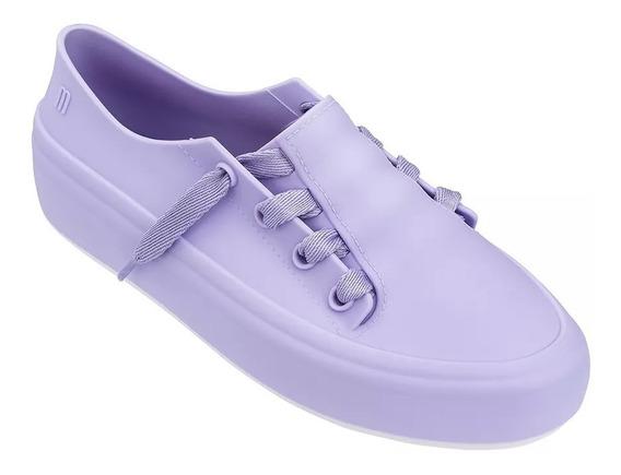 Melissa Ulitsa Sneaker 32338 Lilas Branco