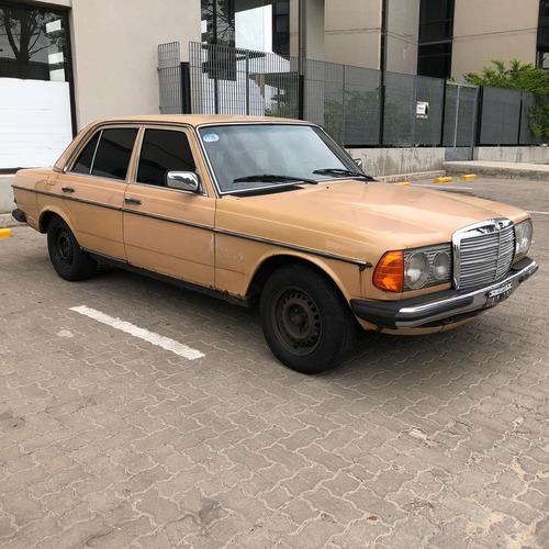 Mercedes-benz 250 2.5 1979