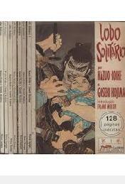 Lobo Solitário 9 Volumes Kazuo Koike E Gose