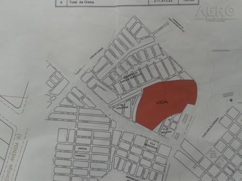 Terreno Residencial À Venda, Centro, Agudos - Te0154. - Te0154