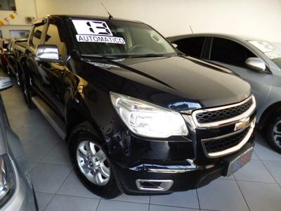 S10 2.8 Aut 4x4 Diesel Lt 2013 Preta