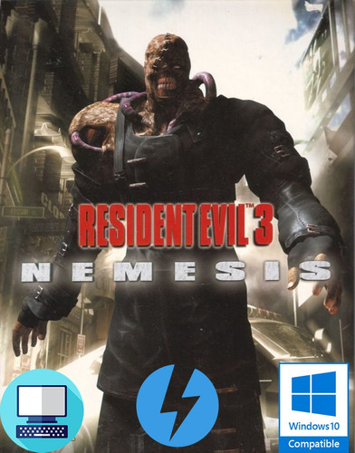 Resident Evil 3 Para Pc