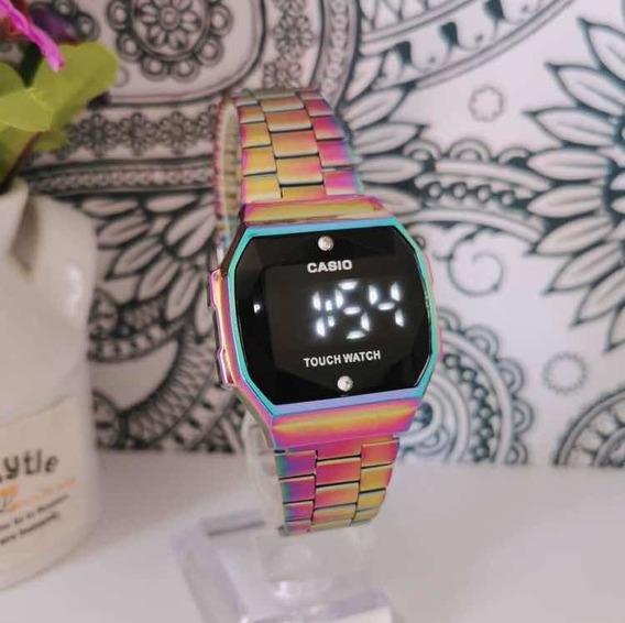 Reloj Tornasol Touch Active