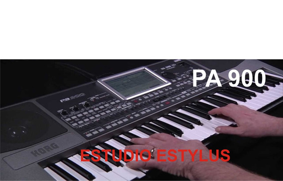 Ritmos Excelentes Sampleados Korg Pa900