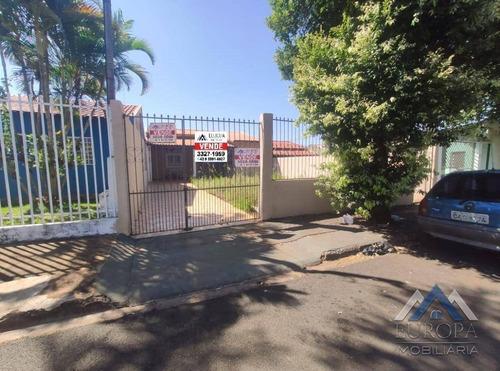 Imagem 1 de 30 de Casa Com 3 Dormitórios À Venda, 116 M² Por R$ 310.000,00 - Residencial Veneza - Londrina/pr - Ca0928