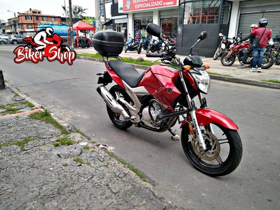Yamaha Fazer 250 Modelo 2012 Exelente Estado Biker Shop